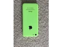 iPhone 5c green for spares