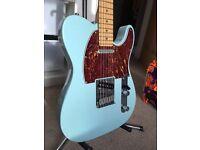 Fender 1990 American Standard Telecaster - Sonic blue - Can Deliver