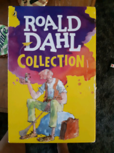 Roald Dahl kid's book collection