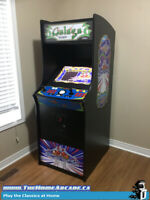 The Home Arcade Full Size Cabinet with 12,136  games & Warranty