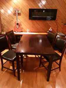 craft or games table and or dining table