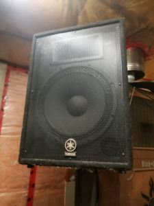 Pa speakers for trade