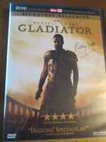 DVD, Movie - Gladiator, Russel Crow
