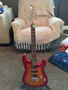 2004 Mexican Stratocaster