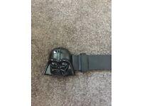 Darth Vader men's belt