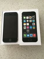 IPhone 5s 32 gig's unlocked