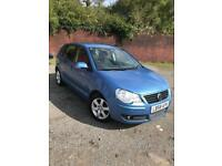 2008 Volkswagen Polo 1.2 ( 60PS ) Match + 71K + 5 door + stunning colour
