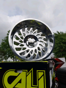 NEW 22X12 -51 5X139.7 CALIOFFROAD RIMS