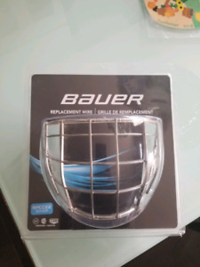 Bauer and CCM Goalie Mask Cages