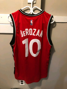 Two New Authentic Toronto Raptors Jerseys (Size Medium)
