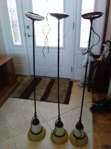 Set 3 Drop Ceiling Lamps