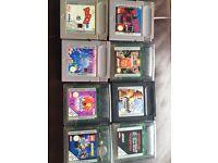 8 gameboy color games