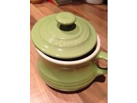 Le Cruset Soup Pots