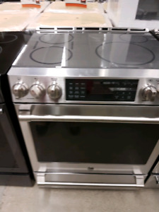 GE Cafe Oven CCHS985SELSS