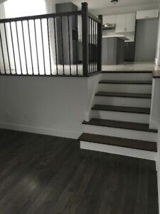Sablage de planchers et escalier**514-968-4080**