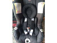 Britax first class baby car seat (newborn to 18kg)