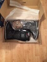 Mx fly racing boots, Size 12 men