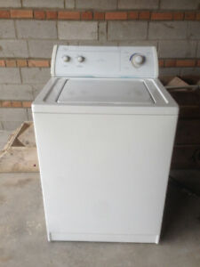 WHIRPOOL WASHER FOR SALE