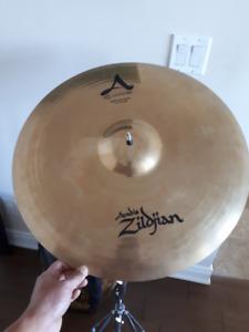 "Zildjian 21"" A Custom Medium Ride"