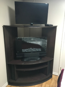 Furniture, TV stand, lamps, accent tables, cabinet, shelves etc