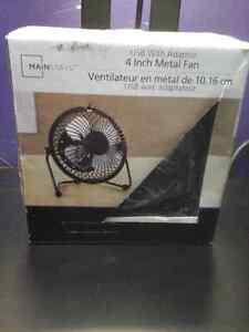 mainstays 4-inch fan London Ontario image 1