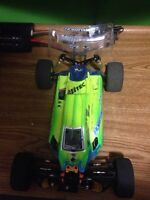 Caster 4x4 RC buggy