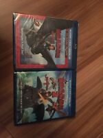 how to train a dragon 1 & 2 on blu Ray! Brand new! $20 for both!