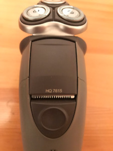 Shaver - not used much