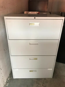 4 Drawer Filing Cabinet! Call us today!