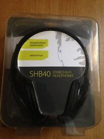 New headphones still in the box 2.5m cable