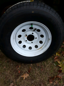 14 in rim and tire