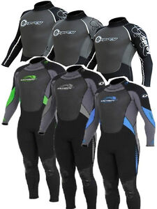 MENS-3mm-OSPREY-OSX-SPREY-FULL-LENGTH-WETSUIT-bodyboard-kayak-dinghy-jetski-swim