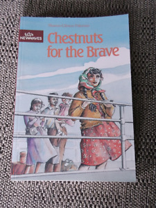 """N.S. Author: Book: """"Chestnuts for the Brave"""""""