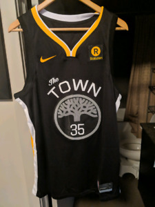 New GSW Kevin Durant Jersey