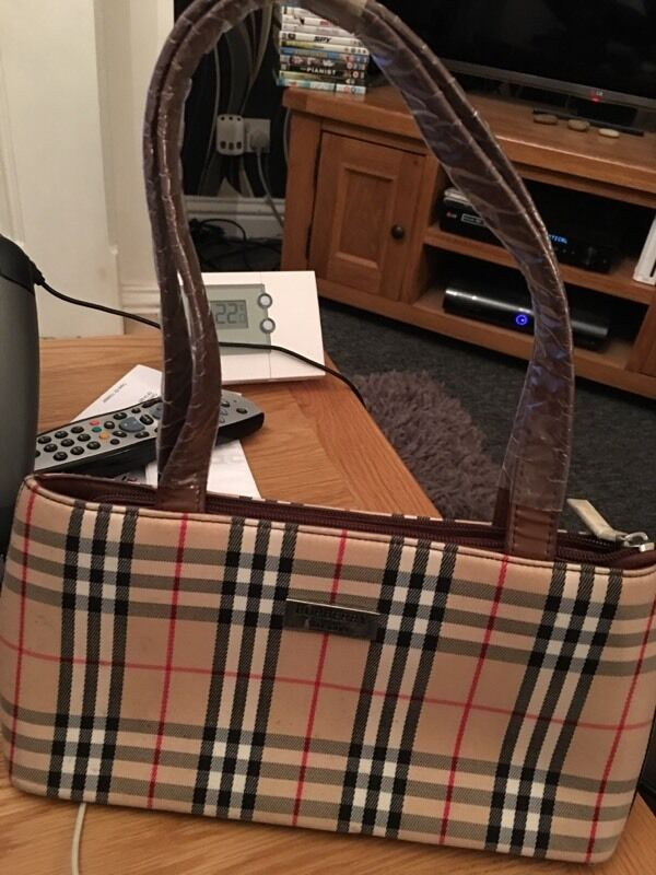 Burberry London style bag brand new never used