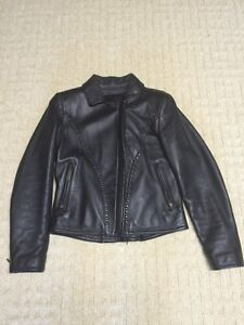 Ladies Motorcycle Jacket, Vest and Chaps