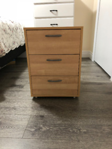 Ikea Night Stand/ Bedside Table