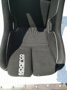 Sparco Circuit II Racing Seat For Sale Kitchener / Waterloo Kitchener Area image 2