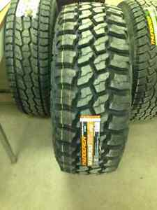 33-12.5-r18 new LT load e thunderer trac grip mud terrain