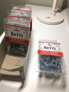 New 1.5 inches Screws