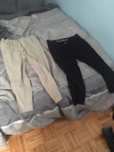 Used riding pants