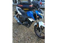 Js125 Just 6 months old and under warrantee for another 6 months may swap or px