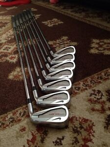 Forged Irons