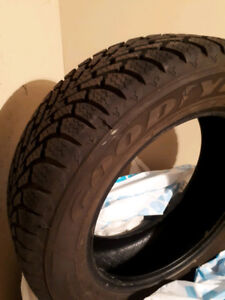 **REDUCED** Brand new Goodyear Nordic winter tires 235/60r18