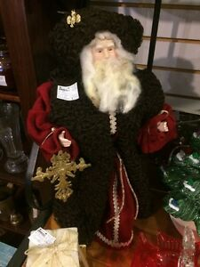 Father chrismas lamb fur coat  London Ontario image 1