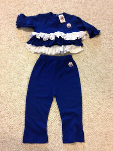 Edmonton Oilers Outfit - 12 months