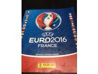 Euro2026 France sticker album swap
