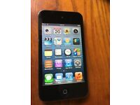 iPod Touch 4th Generation 16Gb silver