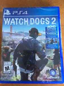 Watch Dogs 2 PS4 *Unopened*