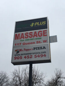 Brampton Top relax place: Queen Spa Massage service $49.95 only